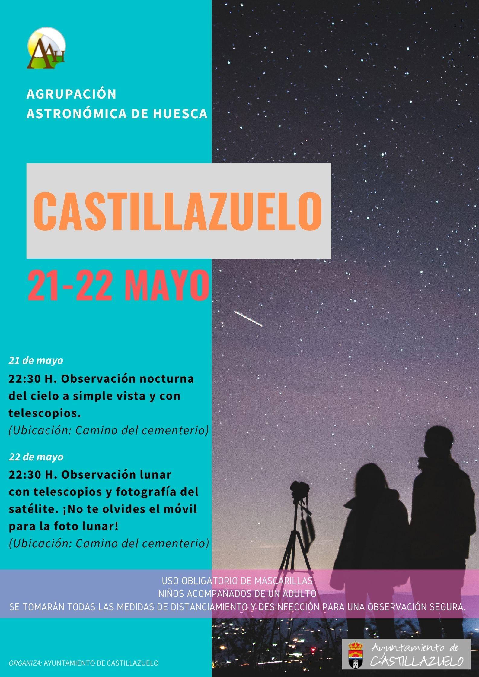 CARTEL CASTILLAZUELO
