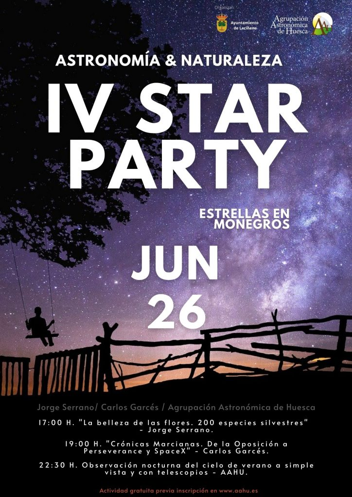 Star Patry Monegros